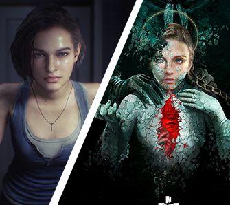 Horror-Spiele 2020 - Special