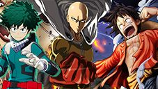 Neue Anime-Spiele von Bandai Namco - Special
