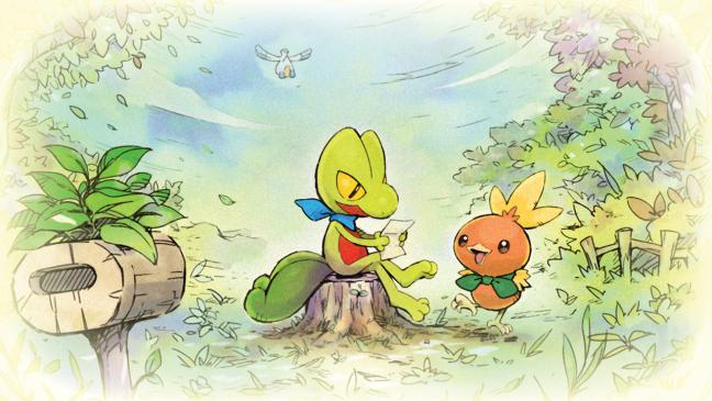 Pokémon Mytersy Dungeon: Rescue Team DX - Artworks - Bild 4