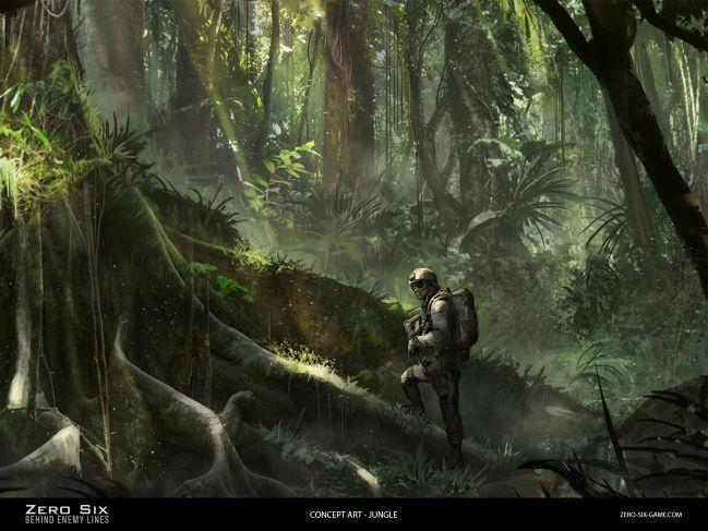 Zero Six: Behind Enemy Lines - Artworks - Bild 7