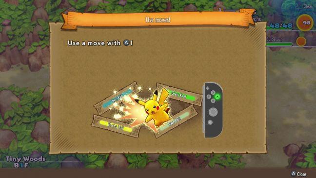 Pokémon Mystery Dungeon: Rescue Team DX - Screenshots - Bild 16