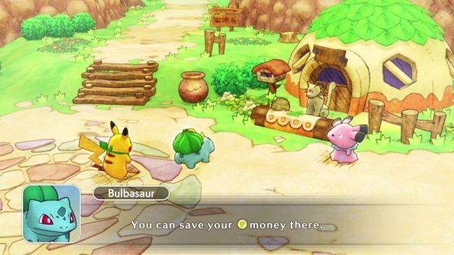 Pokémon Mystery Dungeon: Rescue Team DX - Screenshots - Bild 24