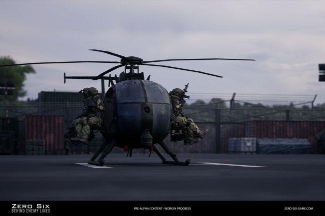 Zero Six: Behind Enemy Lines - Artworks - Bild 3