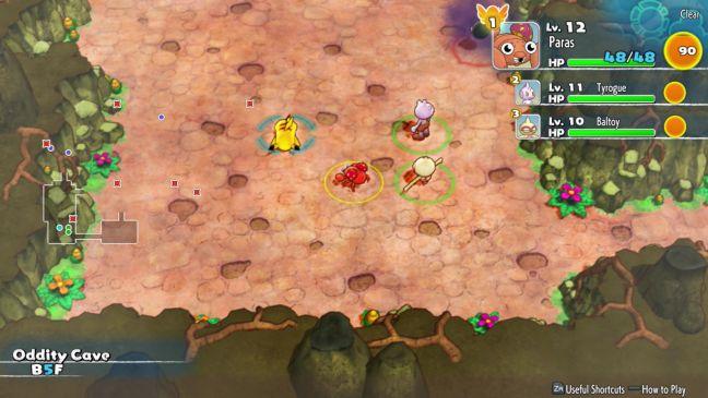 Pokémon Mystery Dungeon: Rescue Team DX - Screenshots - Bild 22