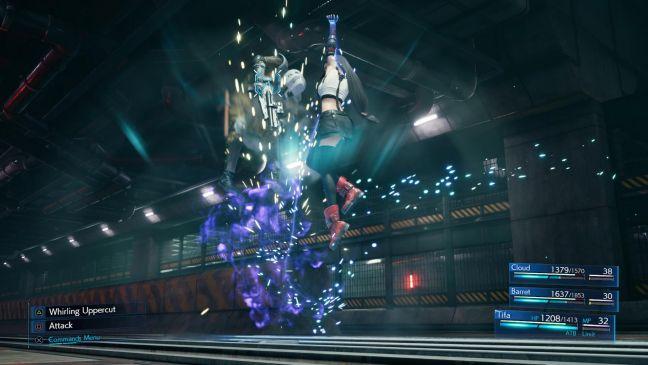Final Fantasy VII Remake - Screenshots - Bild 3