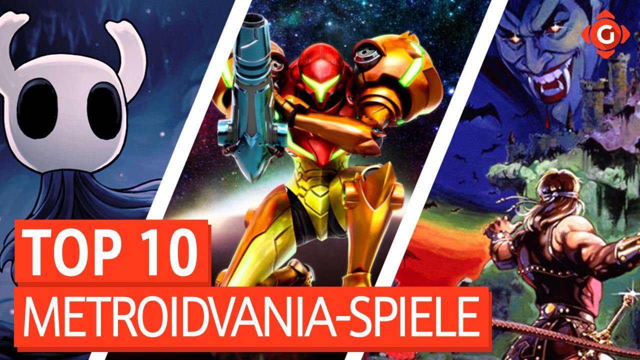 Top 10 - Die 10 besten Metroidvania-Spiele