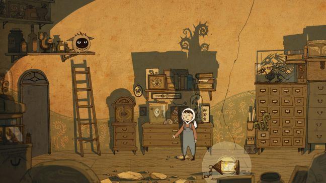 Luna: The Shadow Dust - Screenshots - Bild 10