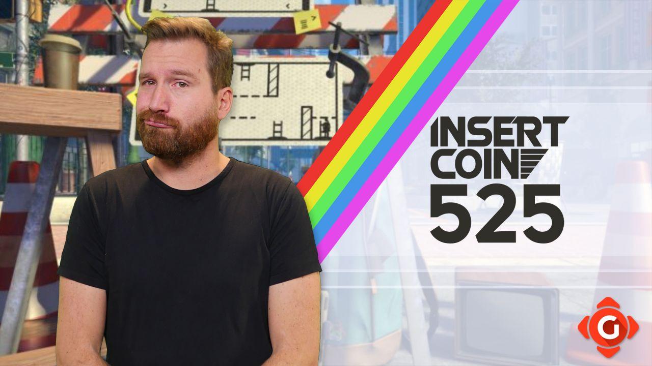 Insert Coin #525 - WarCraft III, Disintegration und mehr