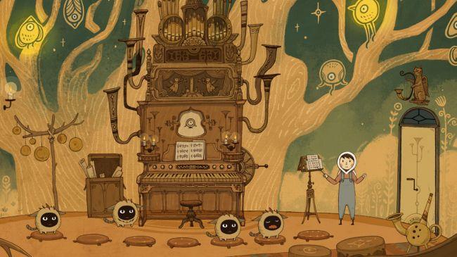 Luna: The Shadow Dust - Screenshots - Bild 9
