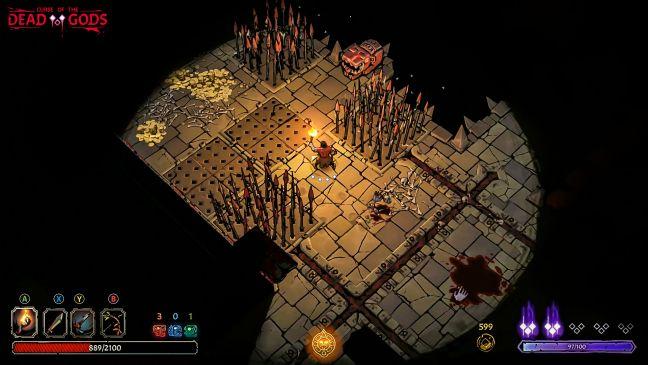 Curse of the Dead Gods - Screenshots - Bild 12