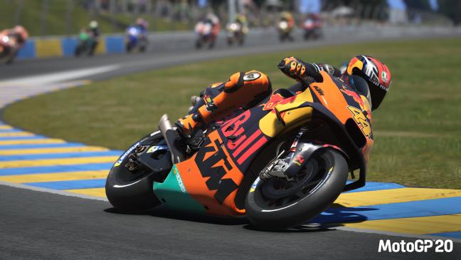 MotoGP 20 - Screenshots - Bild 24