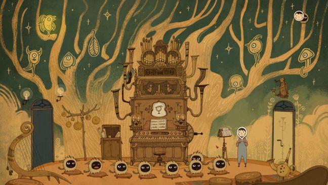 Luna: The Shadow Dust - Screenshots - Bild 16