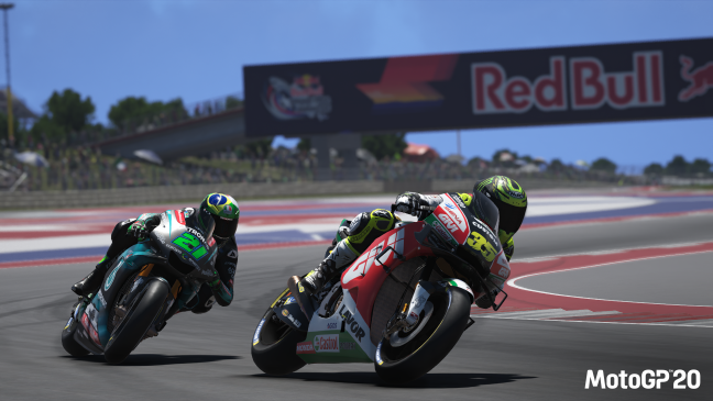 MotoGP 20 - Screenshots - Bild 10