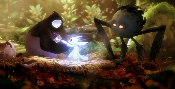 Ori and the Will of the Wisps - Preview