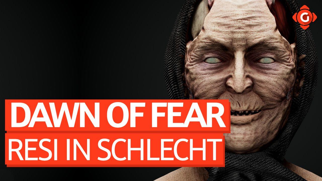 Resident Evil in schlecht - Wir zocken Dawn of Fear