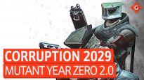 Knallharte Taktik mit leichten Schwächen - Video-Review zu Corruption 2029