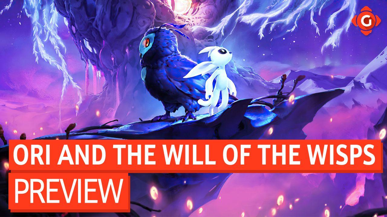 Zauberhafte Optik, bockschweres Gameplay - Event-Bericht zu Ori and the Will of the Wisps
