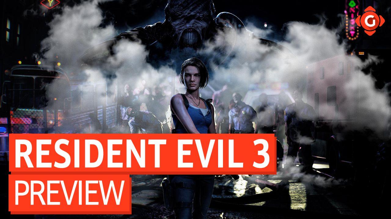 Survival-Horror vom Allerfeinsten - Vorschau zu Resident Evil 3 Remake