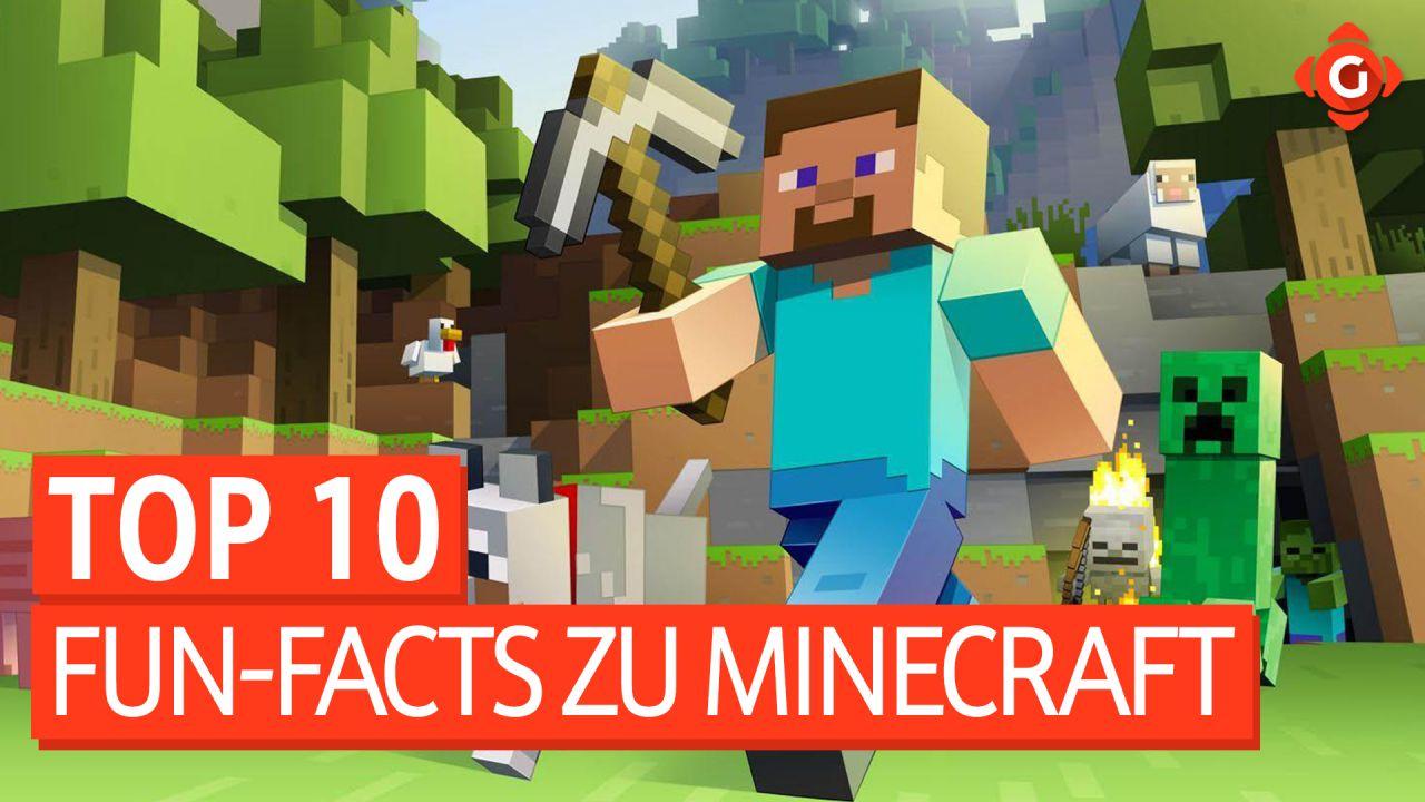 Top 10 - Die 10 verrücktesten Minecraft-Rekorde und Fun-Facts