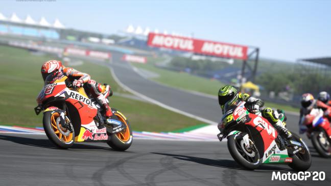 MotoGP 20 - Screenshots - Bild 14