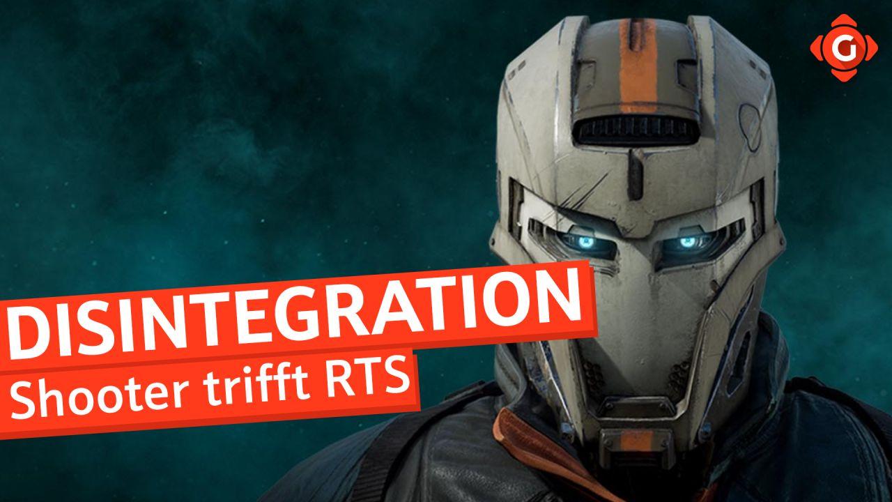 Ego-Shooter trifft auf RTS - Multiplayer-Beta-Preview zu Disintegration