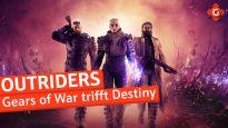 Gears of War trifft auf Destiny - Event-Bericht zu Outriders aus Warschau