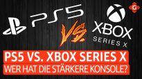 PS5 vx. Xbox Series X - Wer hat die stärkere Konsole?
