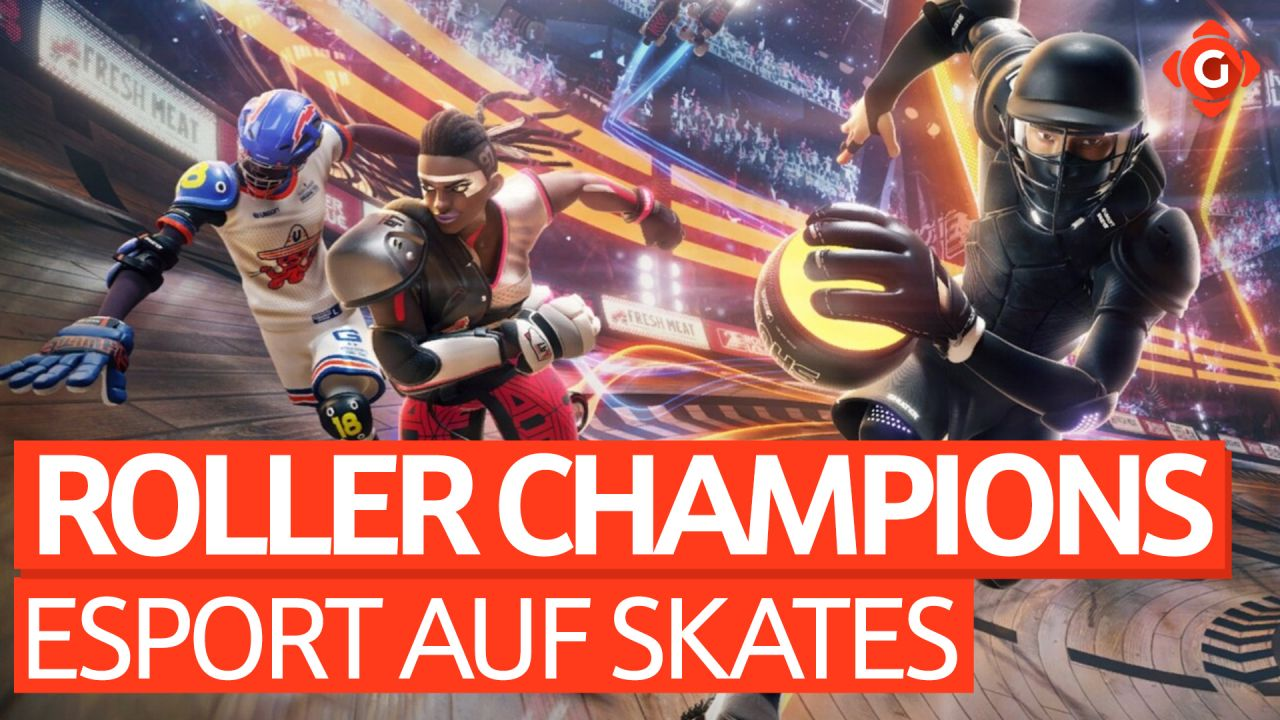 Rollerblades treffen auf eSport - Video-Preview zu Roller Champions