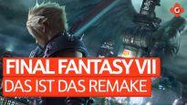 Auf Tuchfühlung mit dem Klassiker - Event-Bericht zu Final Fantasy VII Remake