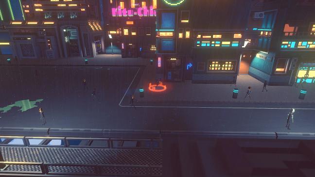 Cloudpunk - Screenshots - Bild 3