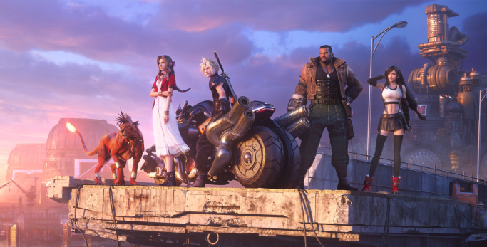 10 Dinge in Final Fantasy VII Remake - Special