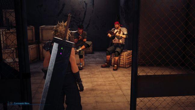 Final Fantasy VII Remake - Screenshots - Bild 29