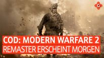 Gameswelt News 30.03.20 - Mit Call of Duty: Modern Warfare 2, NieR und mehr