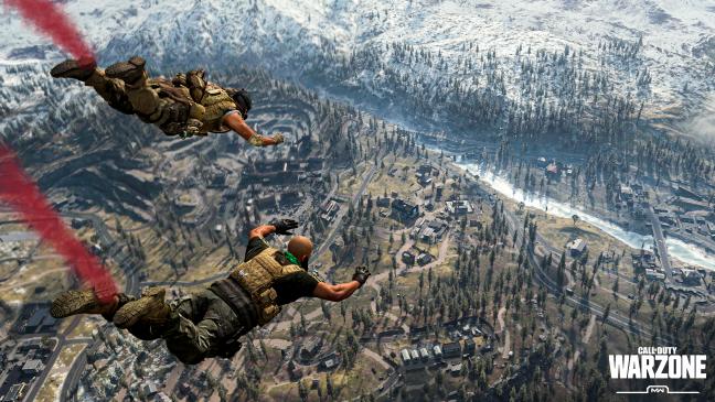 Call of Duty: Modern Warfare - Screenshots - Bild 11