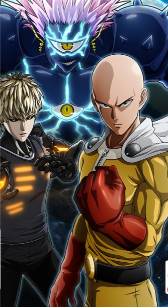 One Punch Man: A Hero Nobody Knows - Test