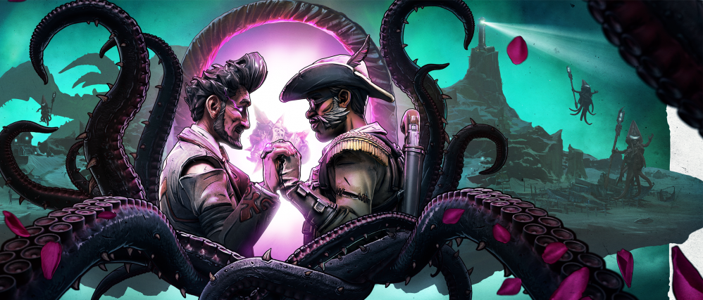 Borderlands 3: Guns, Love, and Tentacles