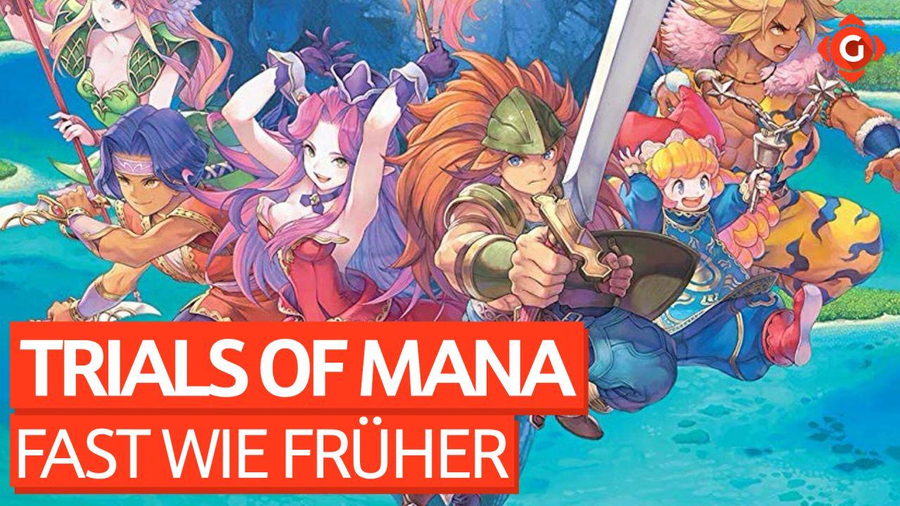 Wie in der guten, alten Zeit - Video-Review zu Trials of Mana