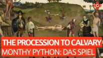 Monty Python: Das Spiel - Video-Review zu The Procession to Calvary