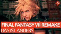 Das ist alles neu im Remake - Final Fantasy VII im Wandel der Zeit