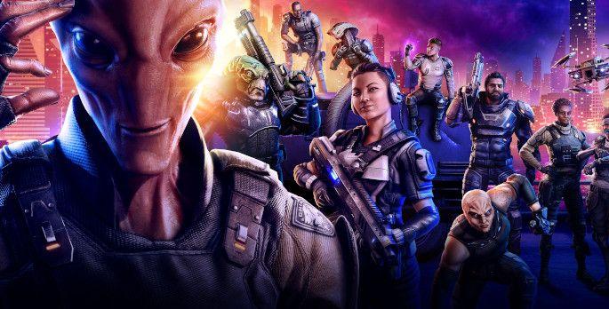 XCOM: Chimera Squad - Test