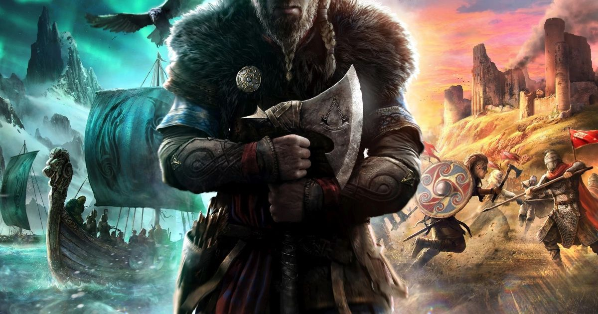 Assassin S Creed Valhalla The First Information About The Viking