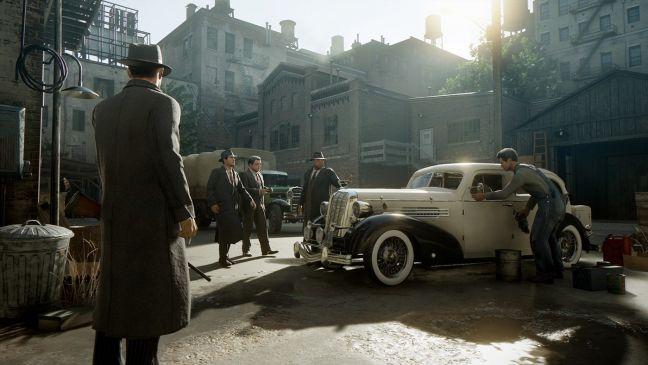Mafia: Definitive Edition - Screenshots - Bild 2