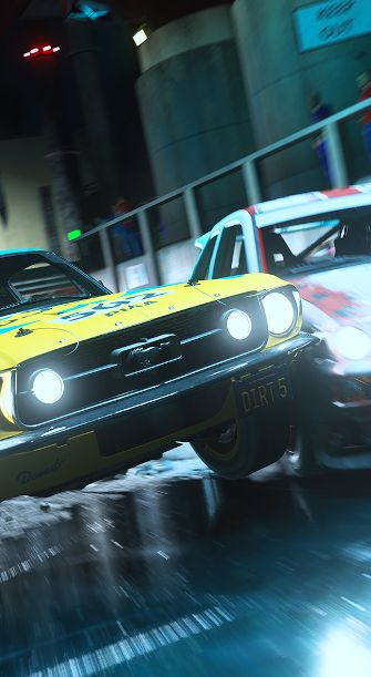 Dirt 5 - Preview