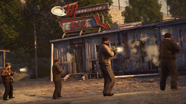 Mafia II: Definitive Edition - Screenshots - Bild 1