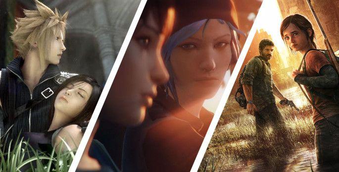 11 Spiele, die zu Tränen rühren - Special