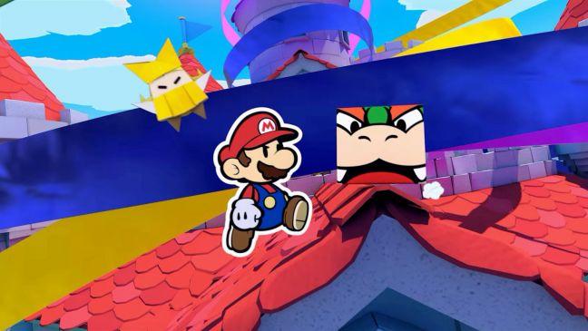 Paper Mario: The Origami King - Screenshots - Bild 3