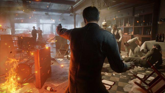 Mafia: Definitive Edition - Screenshots - Bild 3