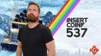 Insert Coin #537 - Gears Tactics, SnowRunner und mehr