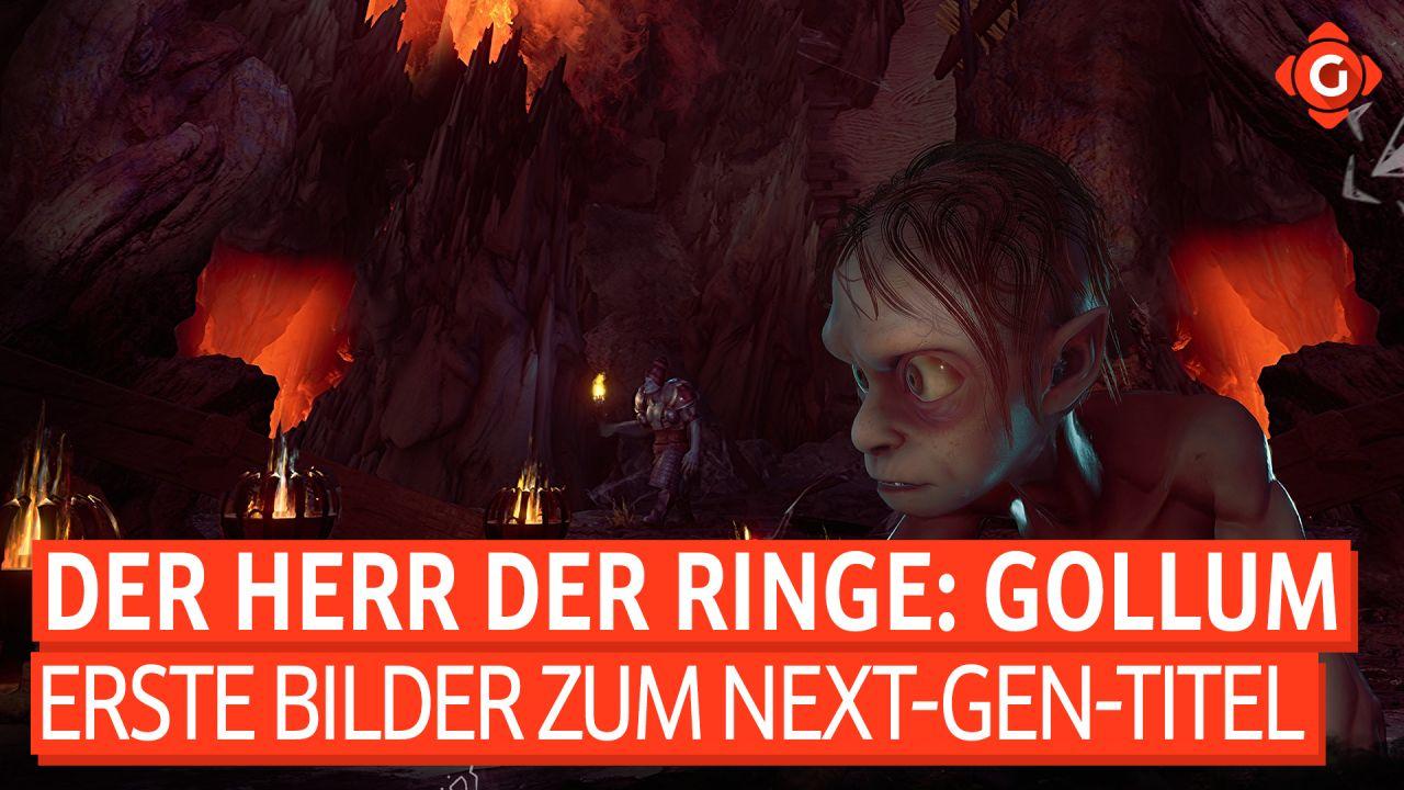 Gameswelt News 04.05.20 - Mit Der Herr der Ringe: Gollum, Ghost Recon: Breakpoint und mehr