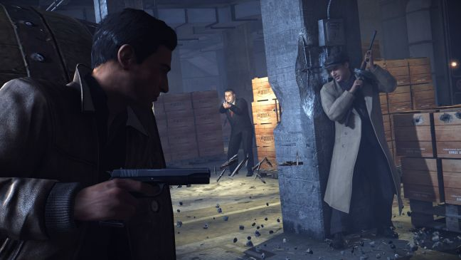 Mafia II: Definitive Edition - Screenshots - Bild 4